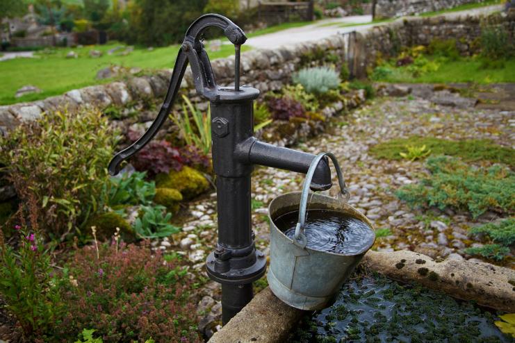 Brunnsvatten
